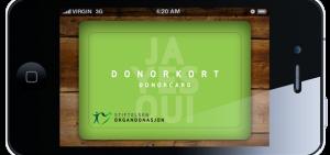 donorkort-mobil